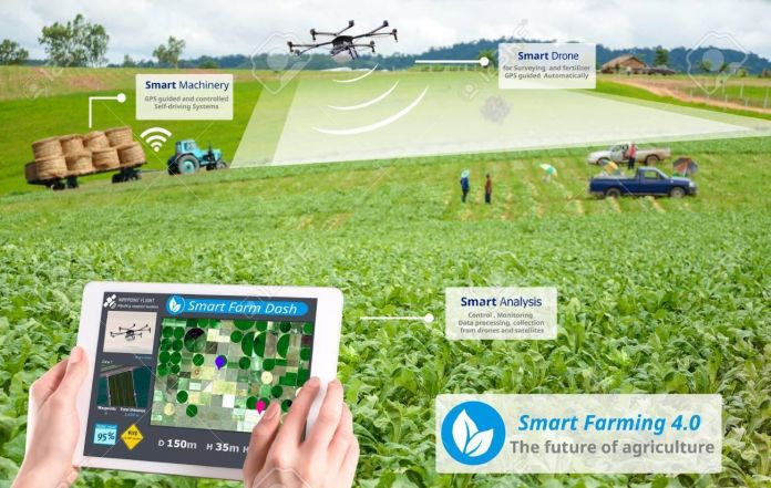 Agriculture 4.0 and where the future of farming is headed