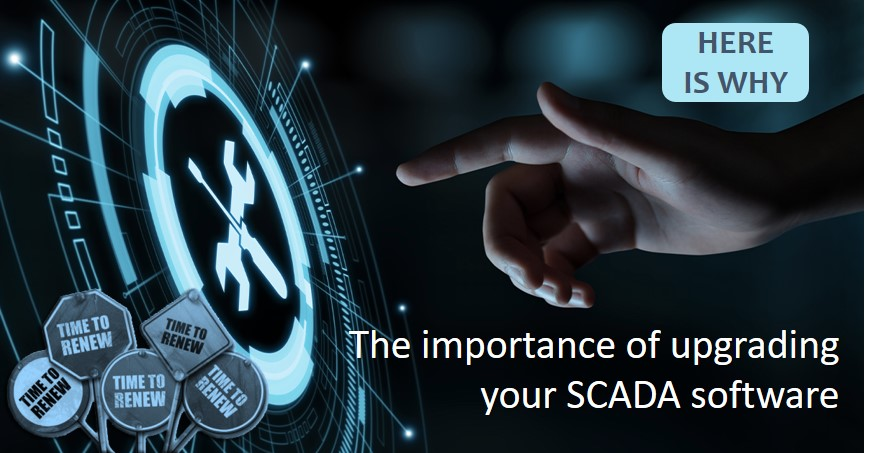 The importance of upgrading your SCADA software in our evolving digital era
