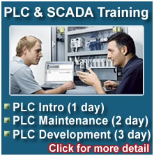 PLC & SCADA Training