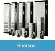 Drives for Emerson ultratech variable speed motor