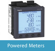 Powered quality meters